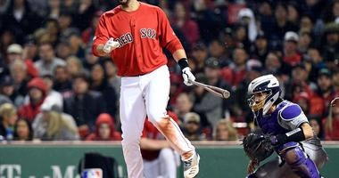 Chavis lifts Red Sox over Rockies 6-5 in 10 innings