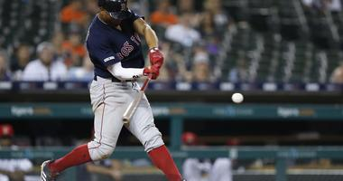 Devers, Bogaerts homer as Red Sox beat Tigers 9-6