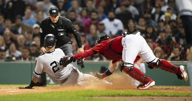 Red Sox Coast Past Yankees