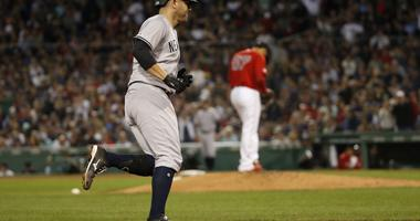 Yanks Blank Sox