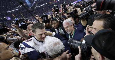 Still No Slowing Down the Patriots' Dynasty