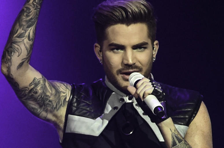 11 Favorite Adam Lambert American Idol Performances 965 Tic
