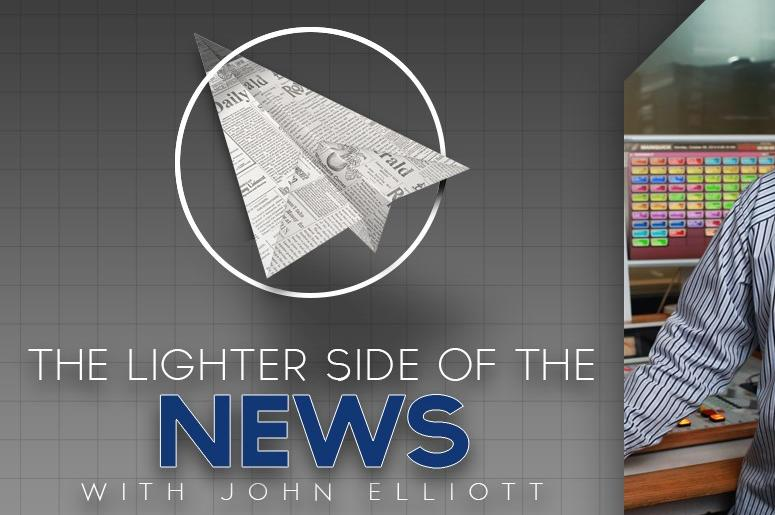 Lighter Side of the News