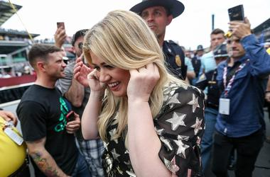 Kelly Clarkson, Indy 500