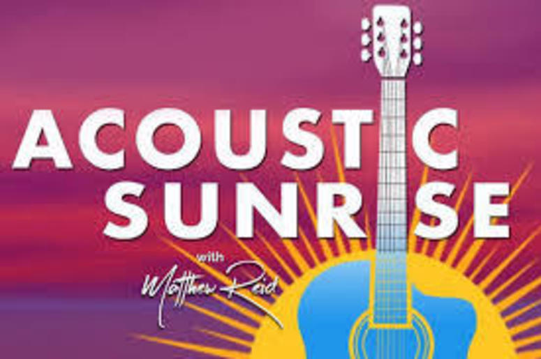 Acoustic Sunrise Playlist 8-4-19 | 96 5 TIC