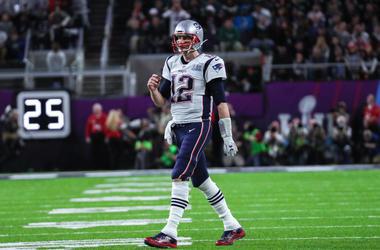 Tom Brady Patriots 2018