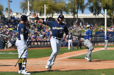 Milwaukee Brewers Spring Training 2018