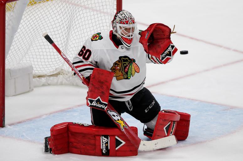 36 Year Old Accountant Becomes Nhl Legend For Chicago Blackhawks Us99