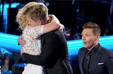 American Idol's Caleb Lee Hutchinson & Maddie Pope