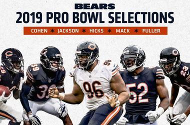 Chicago Bears Pro Bowl