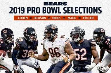 Chicago Bears Pro Bowl