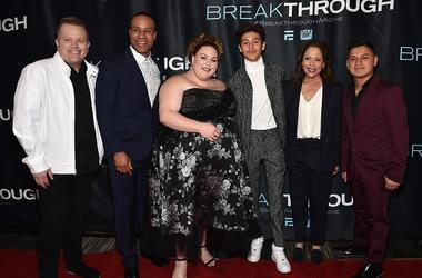 Breakthrough Movie Cast