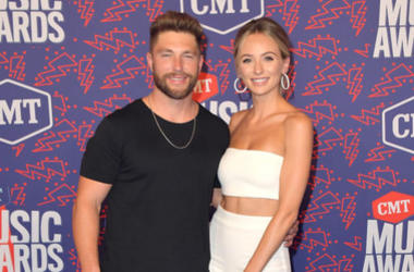 Chris Lane & Lauren Bushnell