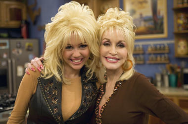 Dolly and Miley
