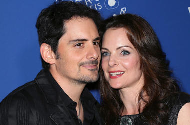 Brad and Wife