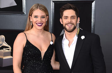 Thomas Rhett and Lauren