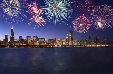 Chicago Fireworks