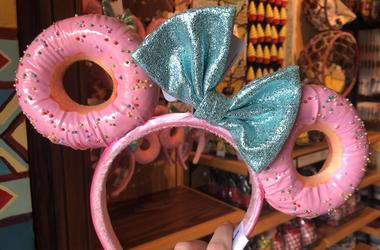 Donut Minnie Ears