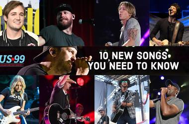 10 New Country Songs You Need To Know