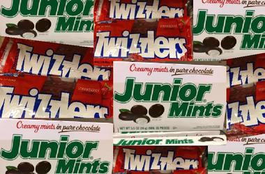 Twizzlers vs Junior Mints