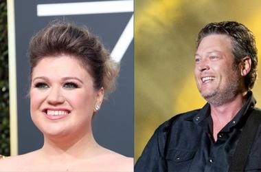 Kelly Clarkson/Blake Shelton