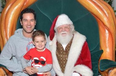 TRo and Santa
