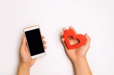 Heart Smartphone