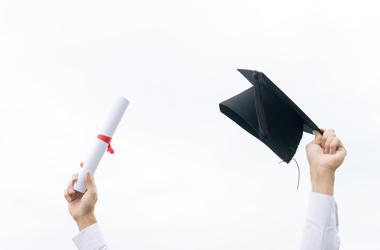 Cap Gown Diploma