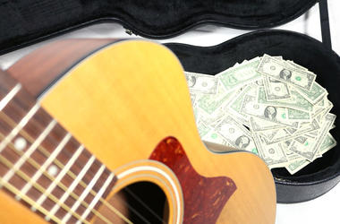 Guitar Money