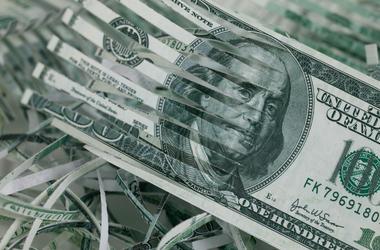 Shredded Cash