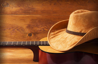 Hat and Guitar