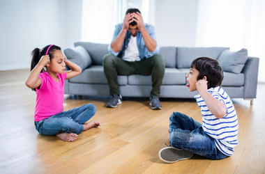 Kids Being Annoying