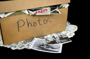 Photos In A Box