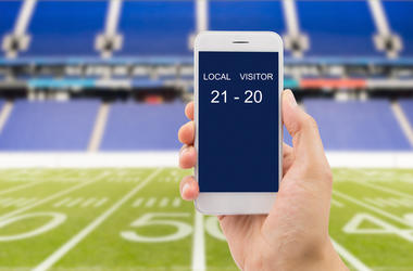Football Score Phone