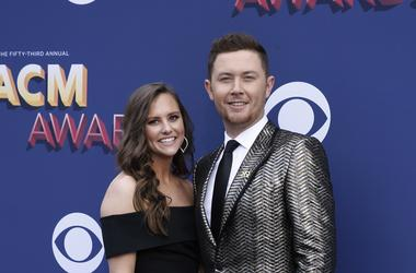 Gabi Dugal (McCreery) and Scotty McCreery
