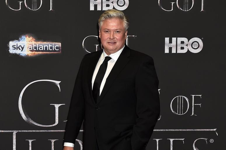 Conleth Hill attends the 'Game of Thrones' Season 8 screening at the Waterfront Hall on April 12, 2019 in Belfast, Northern Ireland.