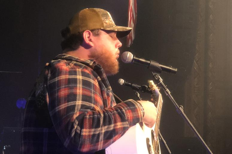 Luke Combs' Soundcheck Pre-Party at Stars & Strings