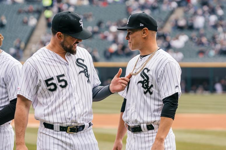 Chicago White Sox Opening Day, April 5, 2019