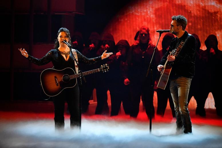 Ashley McBryde, Eric Church // 2019 ACM Awards