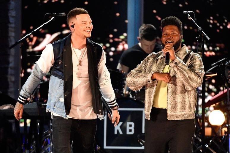 Kane Brown, Khalid // 2019 ACM Awards