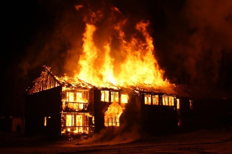 houseburndown