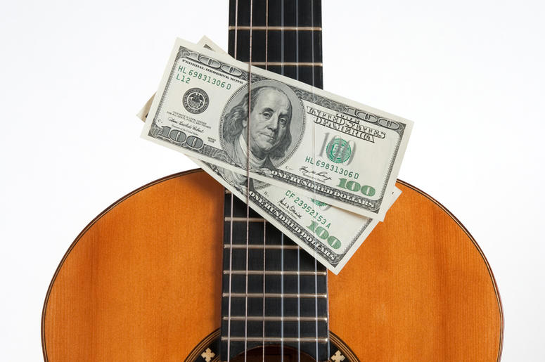 Money and Guitar