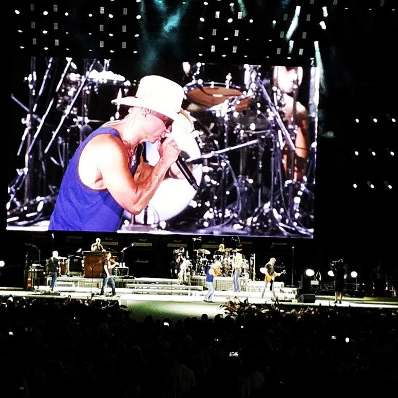 Kenny Chesney at Soldier Field