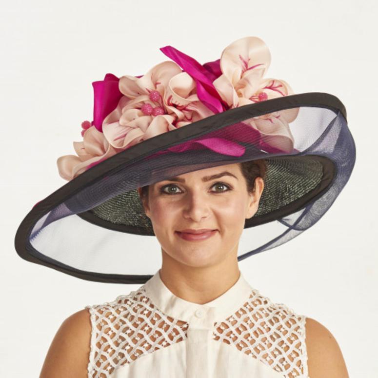 Christine A. Moore Salano - Parisisol Big Brim Hat