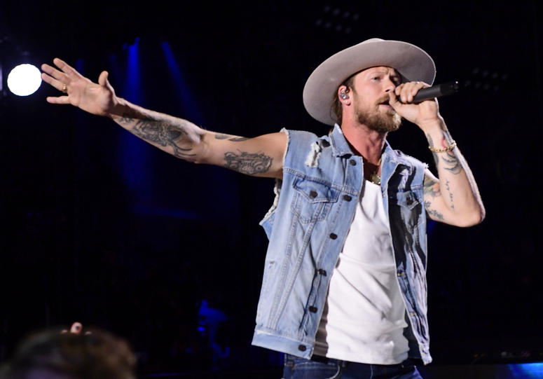 Brian Kelley of FGL