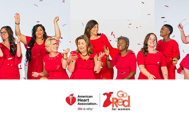 American Heart Association Go Red For Women