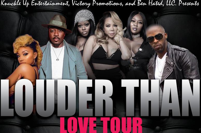 LOUDER THAN LOVE TOUR