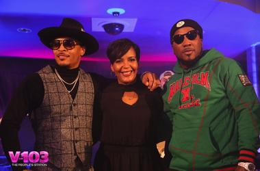 Night of Legends - T.I., Keisha Lance Bottoms, Jeezy