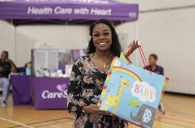 Ramona's Baby Shower presented by CareSource of Georgia