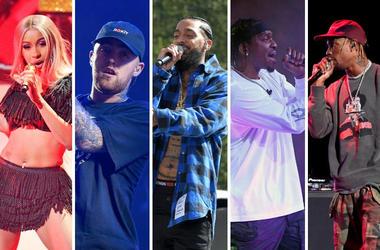 Nominees For 2019 Best Rap Album Grammy